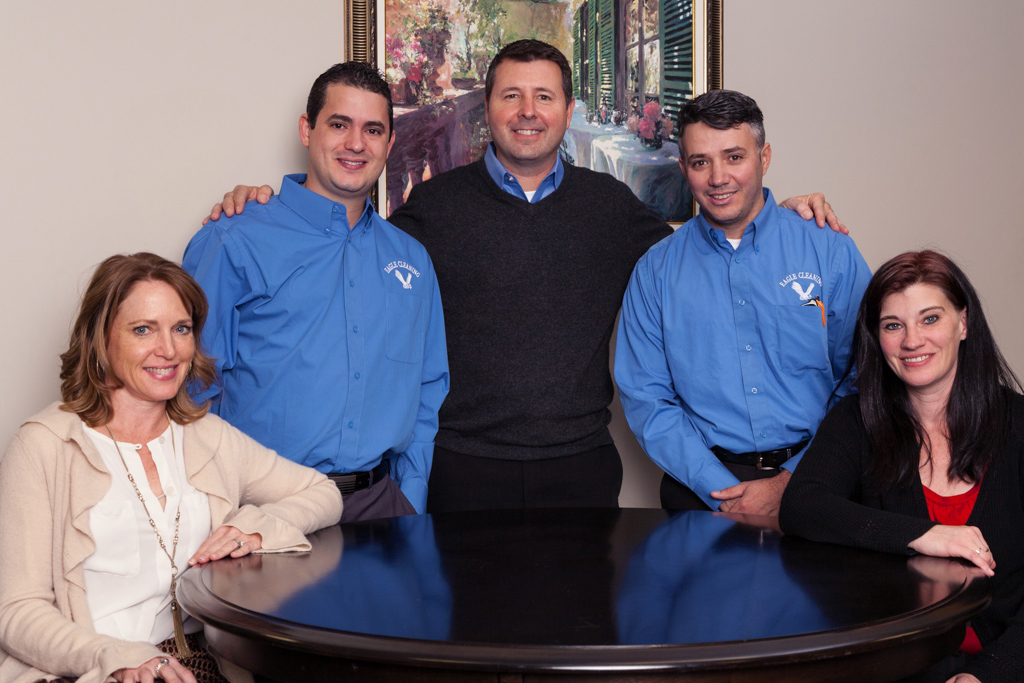 Our staff ensures that our clients in central Massachusetts have their office cleaning needs met.