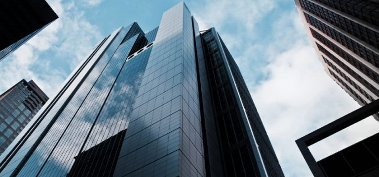 Large buildings that need cleaning