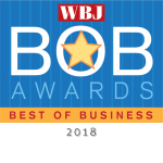 Winner of the 2017 & 2018 Best Office Cleaner by Worcester Business Journal